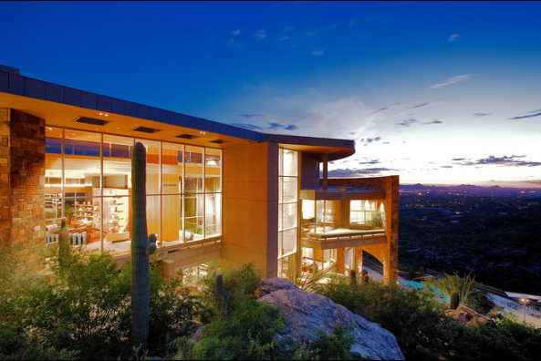 luxury homes AZ